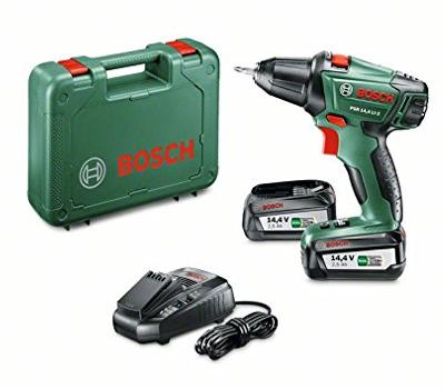 Oferta flash taladro con 2 baterias bosch psr s lo 132 - Taladro bateria barato ...