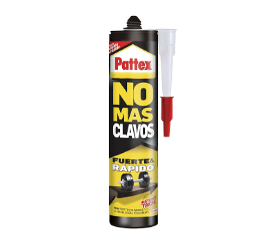 Chollo adhesivo pattex no mas clavos 370 g s lo 9 84 - Precio pattex no mas clavos ...