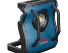 Lampara de Obra Bosch GLI 18V